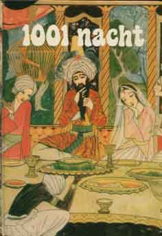 ottomanen boek 1001 nacht
