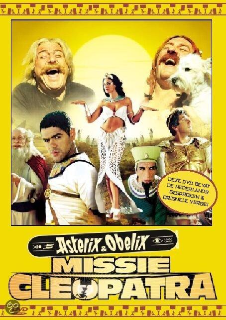 egyptenaren film cleopatra astrix
