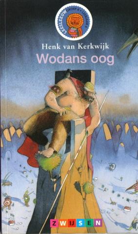 vikingen boek wodans oog