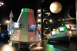 het begin museum planetron