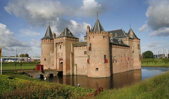vikingen museum kasteel muiderslot