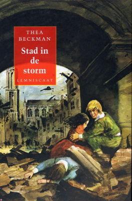 middeleeuwen boek stad storm