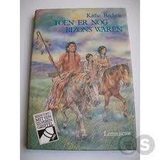indianen boek bizons