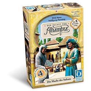 ottomanen spel bord alhambra