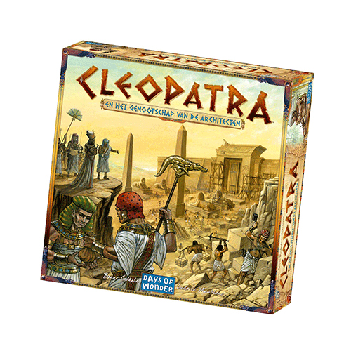 egyptenaren spel cleopatra