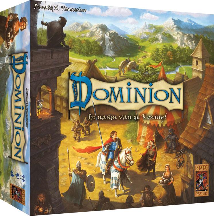 middeleeuwen spel bord dominion
