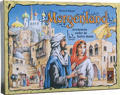 ottomanen spel bord morgenland