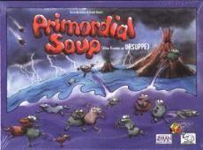 ontstaan leven bord spel primordial soup